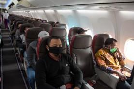 Wajib Patuh! Ini Protokol Kesehatan Penumpang Pesawat