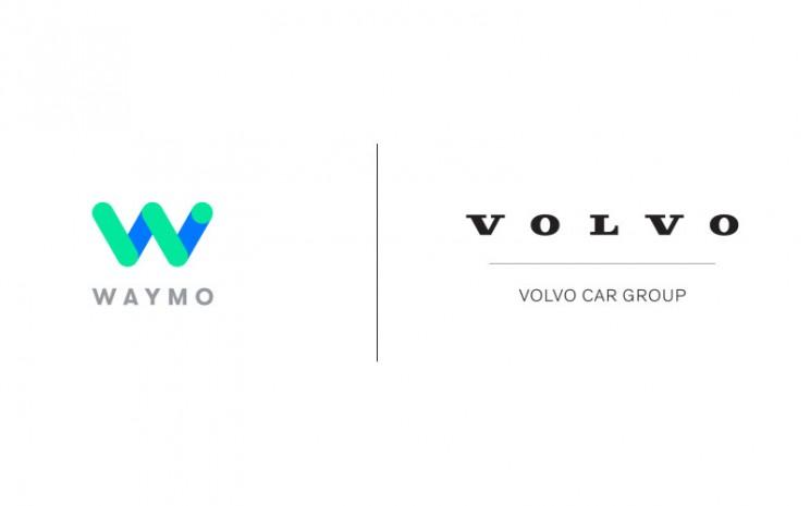 Waymo, Volvo Car.