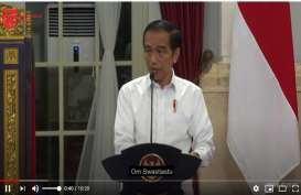 Presiden Jokowi Jengkel Menteri Kerja Biasa-biasa Saat Krisis