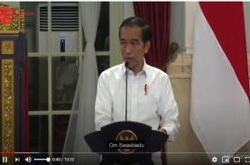 Presiden Jokowi Jengkel Menteri Kerja Biasa-biasa…