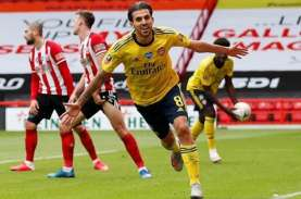 Setengah Mati Tundukkan Sheffield, Arsenal ke Semifinal…