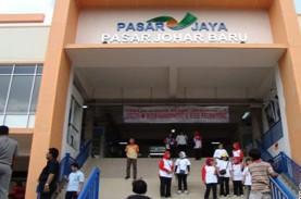 Mulai 1 Juli, Belanja di Pasar Tradisional Jakarta…