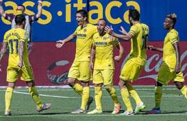 Villarreal Dekati Zona Liga Champions Setelah Gasak Valencia