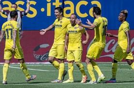 Villarreal Dekati Zona Liga Champions Setelah Gasak…