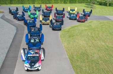 BMW Selesaikan Produksi 18 Seri i8 Terakhir