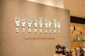 Sepi, Starbucks di Kunitachi Jepang Gunakan Bahasa…