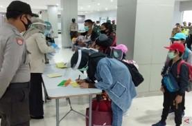 Garuda Indonesia Sorong Tak Tahu Ada Penumpang Positif…