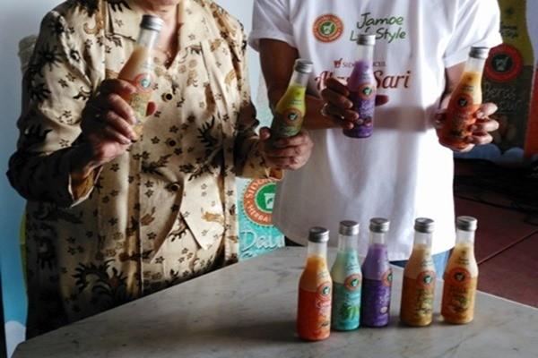 Jamoe Life Style, produk terbaru dari PT Sido Muncul - Bisnis/Muhammad Khamdi