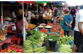 Harga Sayuran di Pasar Tradisinal Ambon Naik