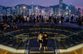 China Paksakan UU Keamanan, Polisi Hong Kong Tahan…