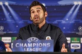 Roma Digasak Milan, Ini Reaksi Bos Paulo Fonseca