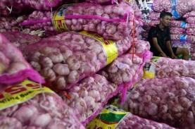 Pelanggaran Impor Bawang Putih, Kementan Tunggu Satgas…
