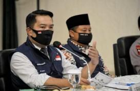 Ridwan Kamil Umumkan Kota Sukabumi Zona Hijau Covid-19