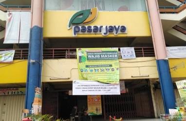 Pasar Kopro di Jakbar Ditutup karena Ada Pedagang Positif Corona