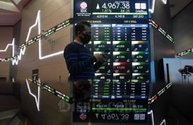 Selama 14 Hari Berturut-turut, Investor Asing Catat Net Sell Rp603,64 Miliar