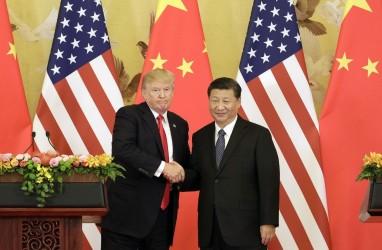 Tegang Lagi, China Larang Visa bagi Warga AS yang Terlibat Urusan Hong Kong