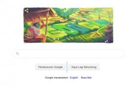 Google Doodle Tampilkan Subak atau Sistem Irigasi Bali, Kenapa?