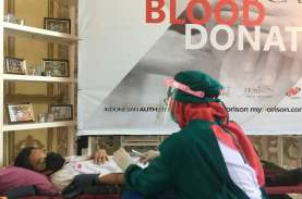Hotel Horison Nindya Tetap Selenggarakan Donor Darah…