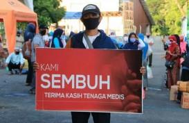 Kasus Sembuh Covid-19 Indonesia di Bawah Rata-rata Dunia