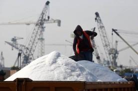 Produksi Garam Nasional Diprediksi Turun Tahun Ini
