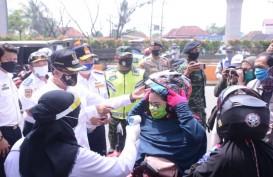 Kota Palembang Masih Belum Penuhi Indikator Daerah Aman Covid-19