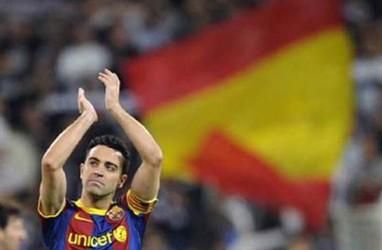 Xavi Berharap Bisa Latih Barcelona di Masa Depan