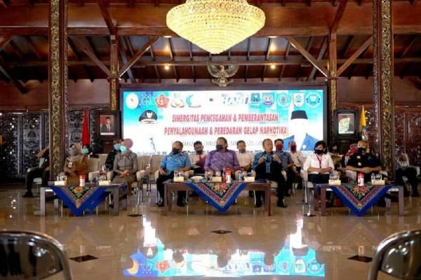 Bea Cukai Tegal Terlibat Aktif dalam Upaya Pemberantasan Peredaran Gelap Narkoba di Jawa Tengah