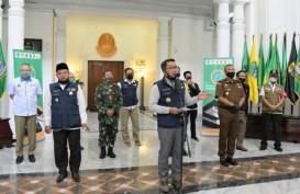 PSBB Tingkat Jabar Disetop, Ridwan Kamil Minta Daerah Tak Main-main