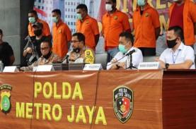 Angka Kriminalitas di DKI Jakarta dan Sekitarnya Naik…