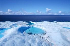 Mengkhawatirkan, Pemanasan di Antartika Tiga Kali…