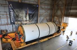 NASA Siapkan Lebih Banyak Pendorong Roket SLS Untuk Misi ke Bulan