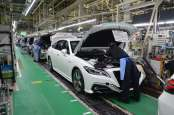 Keadaan Darurat Dicabut, Output Industri Jepang Masih Melemah