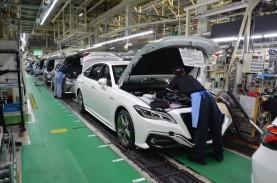 Keadaan Darurat Dicabut, Output Industri Jepang Masih…