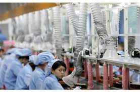Indeks Manufaktur China Naik, Pemulihan Berlanjut
