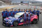 Subaru Putuskan Absen Balap Nürburgring 2020