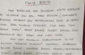 Kasus Jiwasraya: Beredar Tulisan Benny Tjokro yang Menyinggung Saham Grup Bakrie