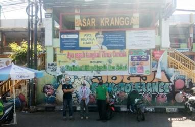 Omzet Pedagang Pasar Kranggan Jogja Anjlok 90 Persen setelah Pemasok Ikan Positif Covid-19