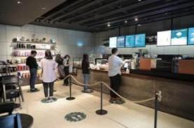 Masa Pandemi, Starbucks Masih Ekspansif Buka Tiga…