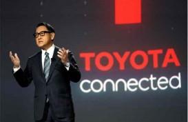 Toyota Motor Rombak Struktur, Ini Daftar Pejabatnya