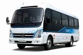 Hyundai Rilis Minibus County Electric, Ini Spesifikasinya