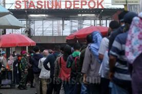 KCI: Penumpang Wajib Kosongkan KRL di Stasiun Akhir,…