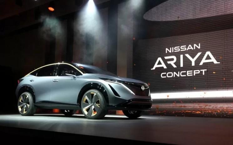 Nissan Ariya Concept. Nissan
