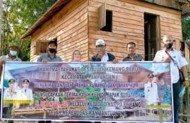 Pemkab OKI Bedah 1.271 Rumah Tak Layak Huni