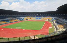 Manajemen Persib Cek Stadion GBLA Sebelum Dipakai Latihan
