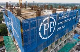 Kantongi Kontrak Baru Rp7,5 Triliun, PTPP Terunggul di Antara BUMN Karya