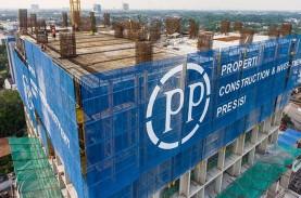 Kantongi Kontrak Baru Rp7,5 Triliun, PTPP Terunggul…