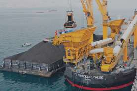 Indonesia Jajaki Pasar Baru Ekspor Batu Bara
