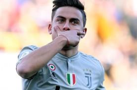 Hasil Liga Italia : Juventus Hajar Genoa, Jauhi Lazio…