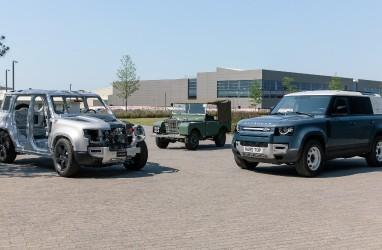 Land Rover Defender Hard Top Siap Mengaspal, Ini Kecanggihannya