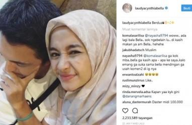 Laudya Cynthia Bella Akhirnya Akui Telah Bercerai Dengan Engku Emran
